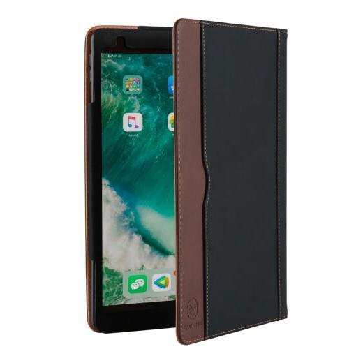 For Apple iPad 7th 2019 Leather Sleep Wake