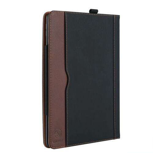 For Apple 10.2 8th Generation 2020 Soft Leather Smart Cover Sleep
