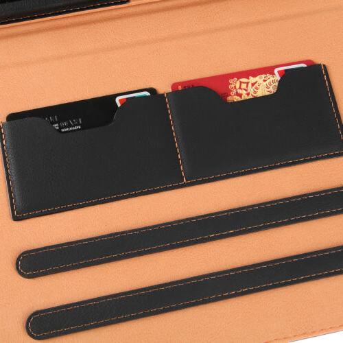 For Apple iPad 10.2 8th Soft Leather Sleep