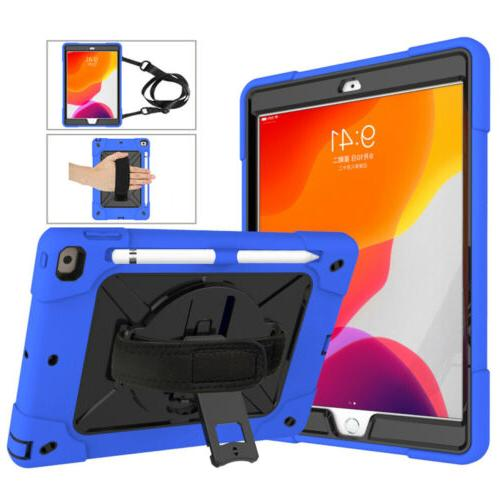 For Apple iPad 2019 Cover Stand+Shoulder