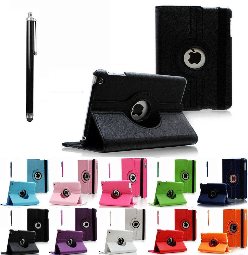 For Apple 3 Folio Leather Smart