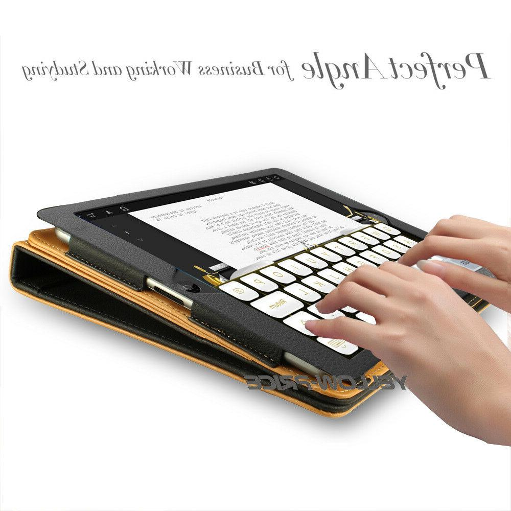 For Apple Pro 10.5 Slim Fold Leather Case Cover