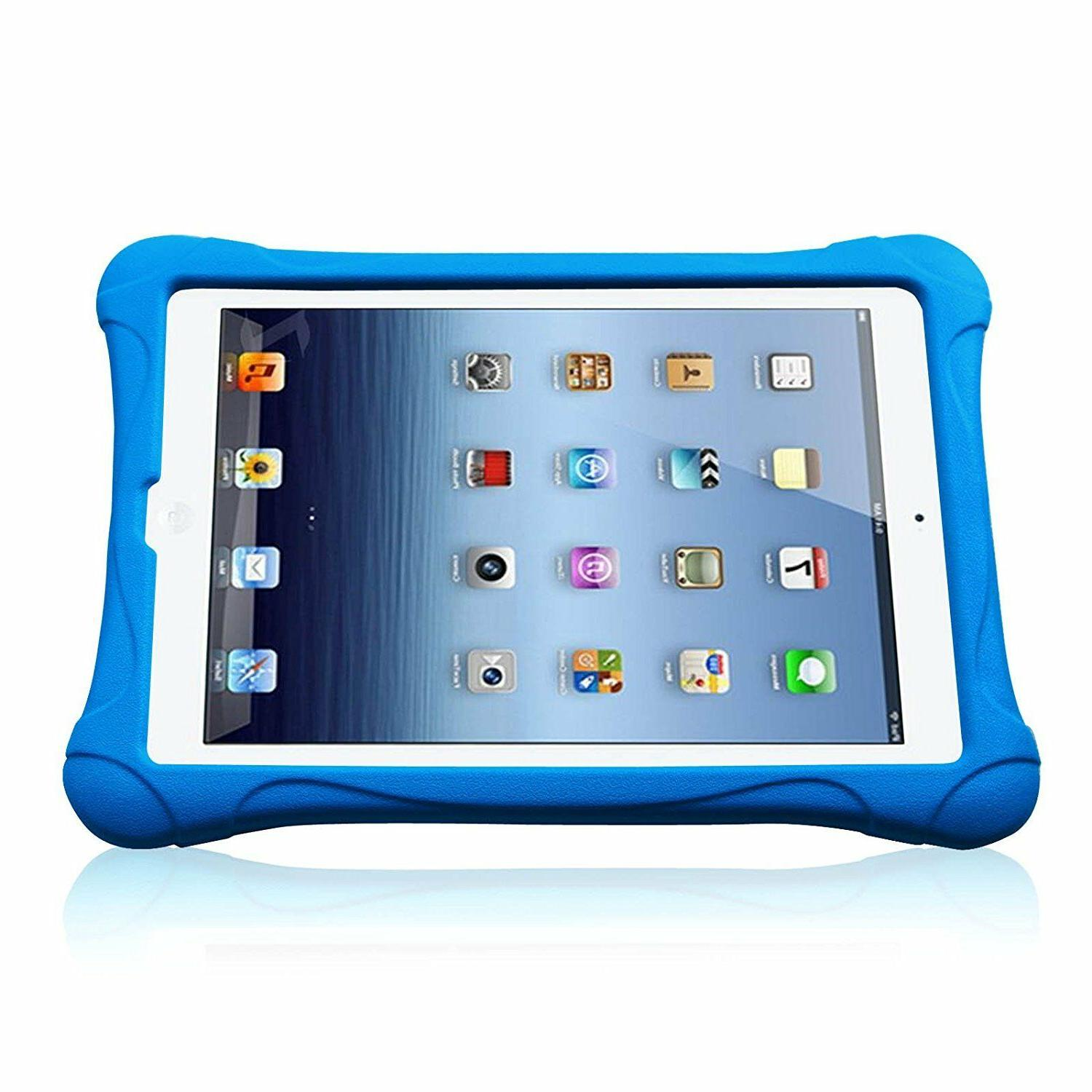 For Apple iPad 2 / Gen with Retina Case Shockproof Friendly