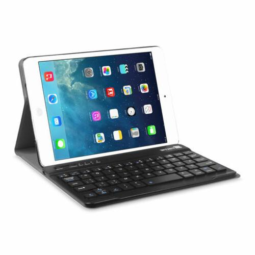For / / 4th Gen with Retina Case Cover Stand w/ Keyboard