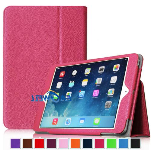 3/iPad Smart Leather Magnetic Case Cover