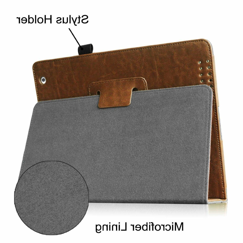 For iPad the iPad & iPad with Retina Display Leather Cover