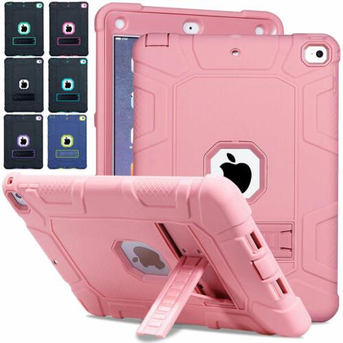 "For Apple iPad 6th Generation 9.7"" 2018 Shockproof Rugged St"