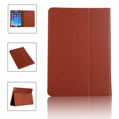 Flip For iPad 9.7 2017 Foldable Cover