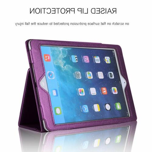 Flip Case iPad 9.7 2017 Foldable Cover