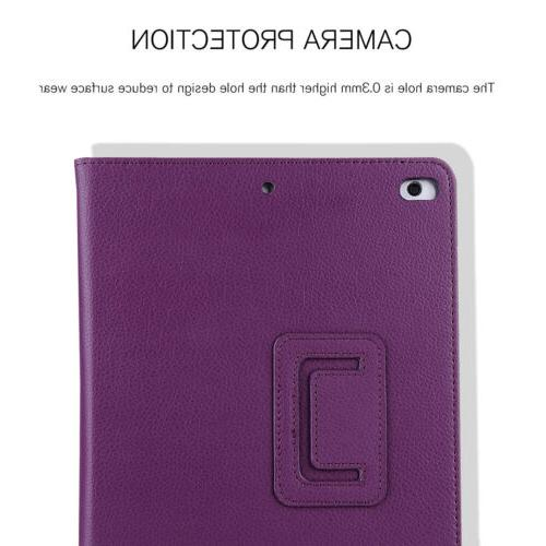 For Apple iPad 9.7 6th 2018 5th Soft Smart Cover