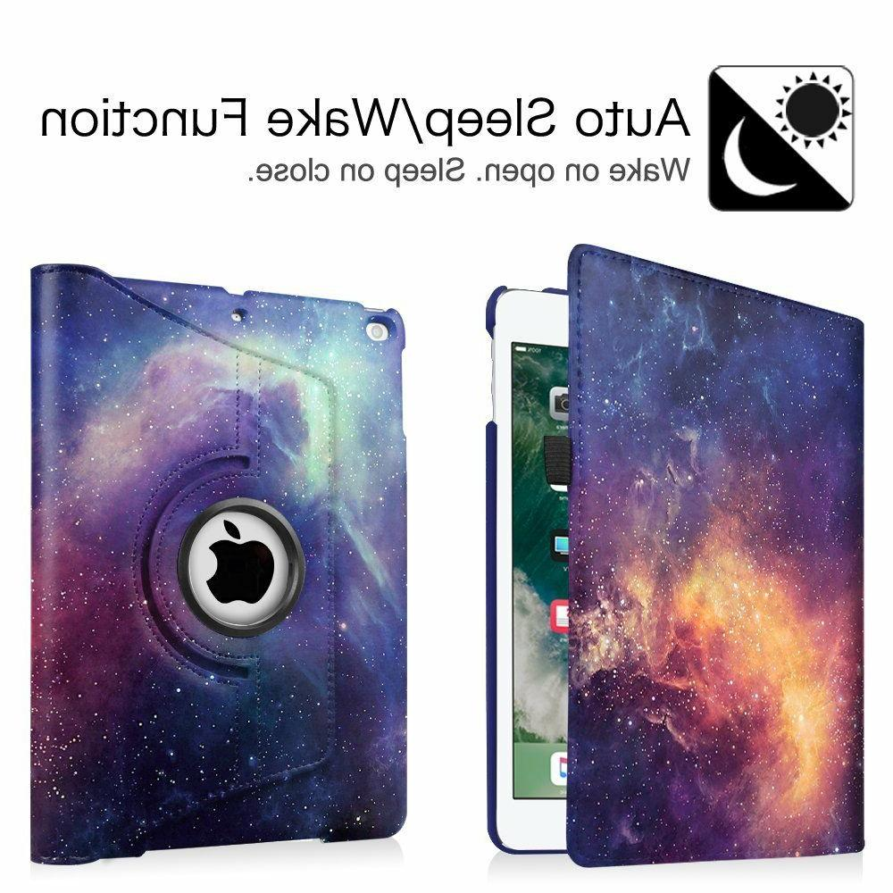 For 9.7 inch 2018 / 360 Case Stand Cover