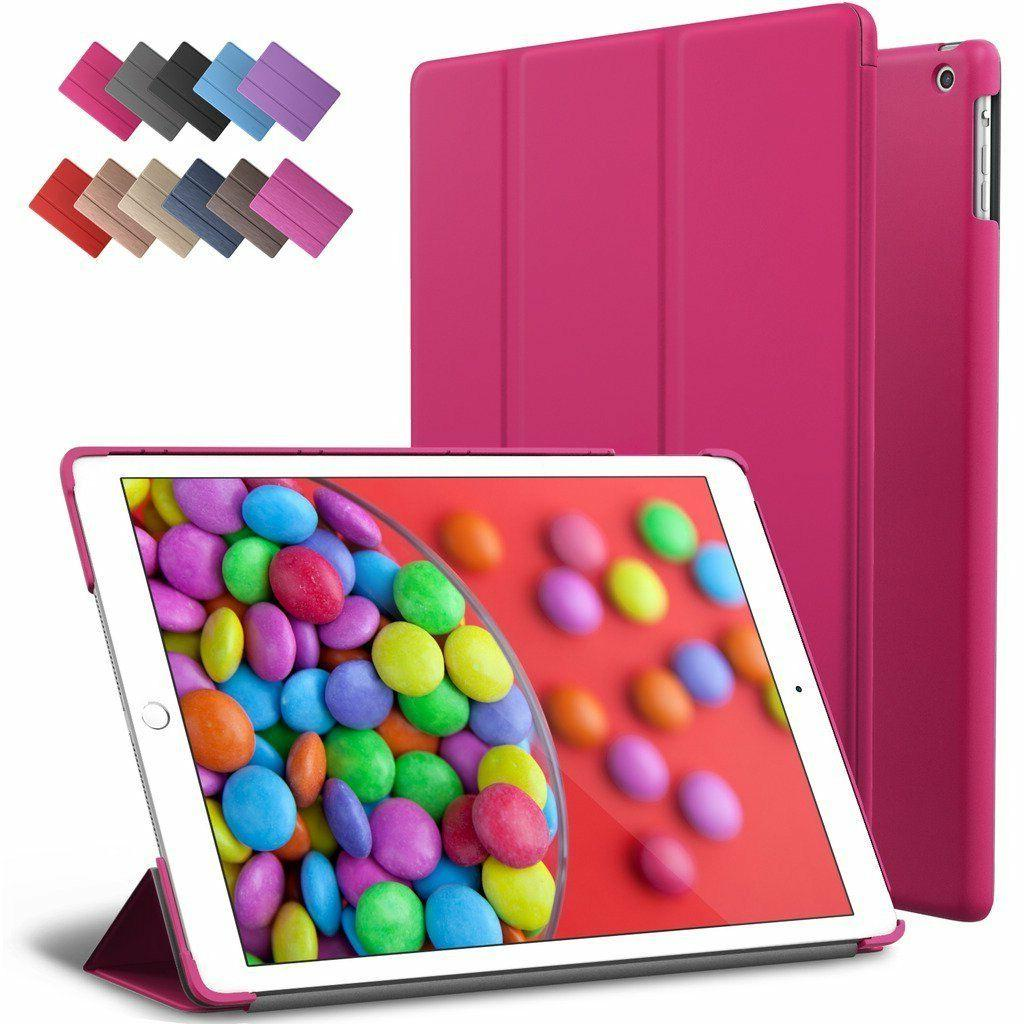 For iPad 1/2/3 Case Shockproof Magnetic Cover Auto