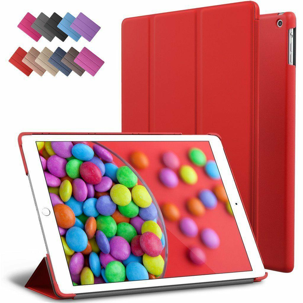 For iPad Case Folding Magnetic Cover