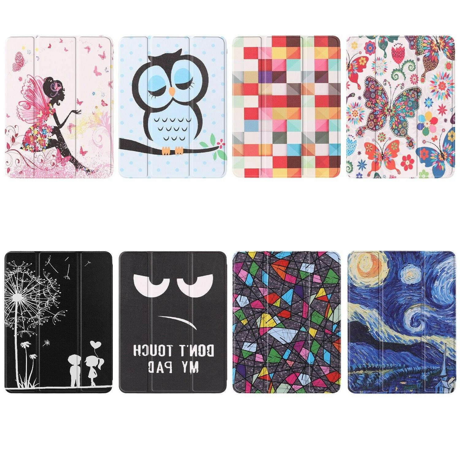 For iPad Air 2 Case Shockproof Folding Folio Magnetic Cover