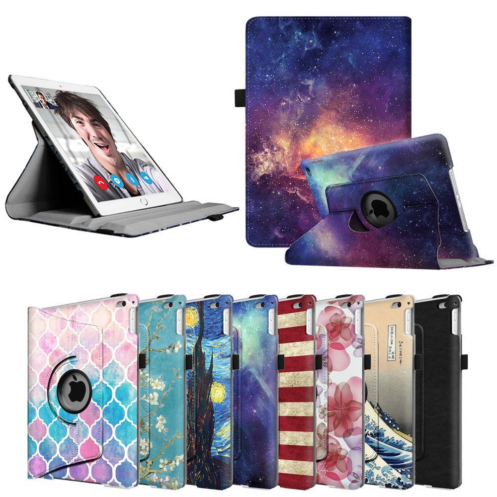For Apple iPad Air 2 / iPad Air / iPad 9.7 inch 2017 Case Ro