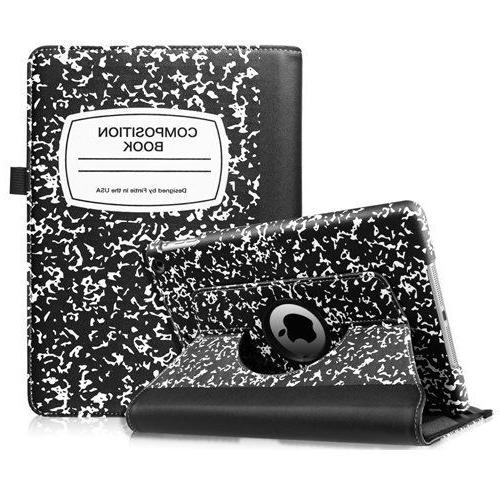 For iPad A1474 2 Case 360° Auto On/Off