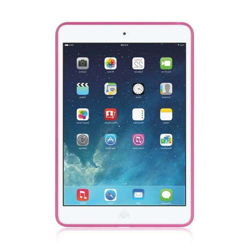 For iPad 1 / 2 3 - SILICONE GEL CASE SKIN COVER
