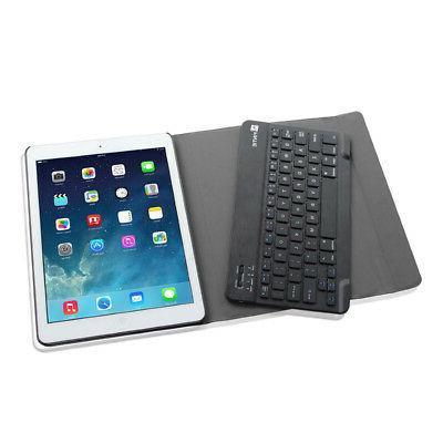 Apple mini with Keyboard Leather