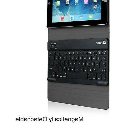 Apple with Display Bluetooth Keyboard Leather