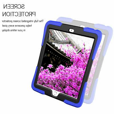 For Apple iPad 123 Screen Tablet Armor Cover
