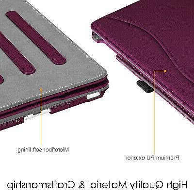 For Multi-Angles Folio Case Cover with