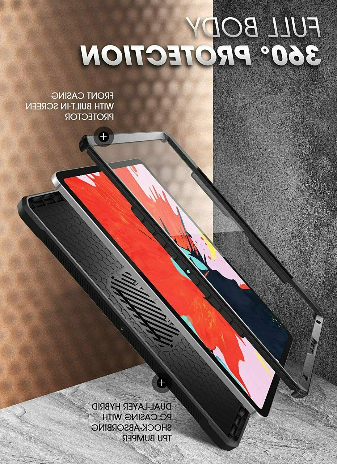 """SUPCASE for Apple iPad Pro 12.9"""" Case with Built-in Screen/Kickstand"""