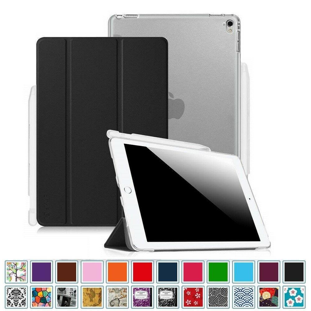 For Apple iPad Pro 9.7 2016 Case Slim Shell Stand Cover with