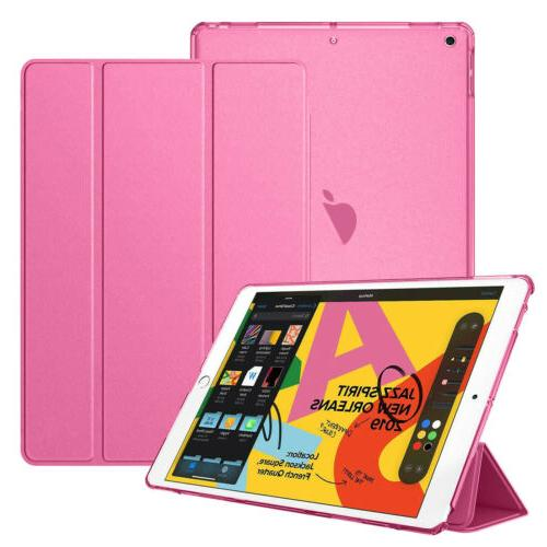 For Apple 7th Generation Hard Shell Flip Leather