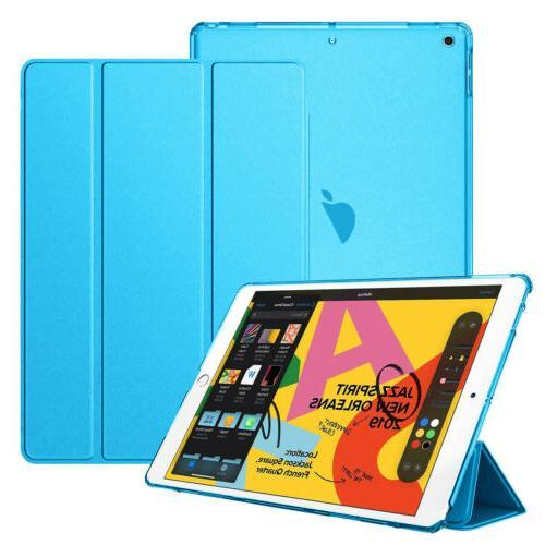 For iPad 7th 2019 Case Smart Slim Flip