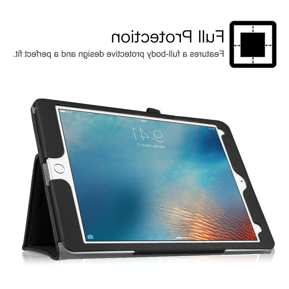 For Apple iPad Pro 9.7 Inch Folio &Screen protector