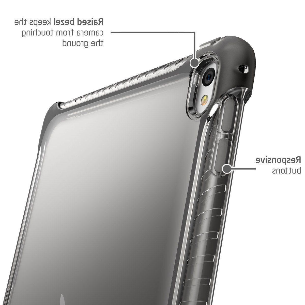 For iPad Slim Profile Flexible Cover