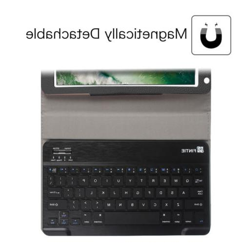 Fintie Slim Stand Cover Case + Keyboard