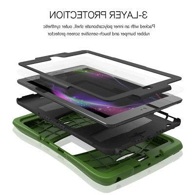For Apple iPad Screen Protector Shockproof Hybrid
