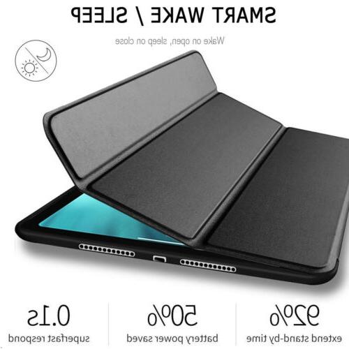 Auto Sleep For mini 4 5th Magnet Folding Leather Silicone Case Cover
