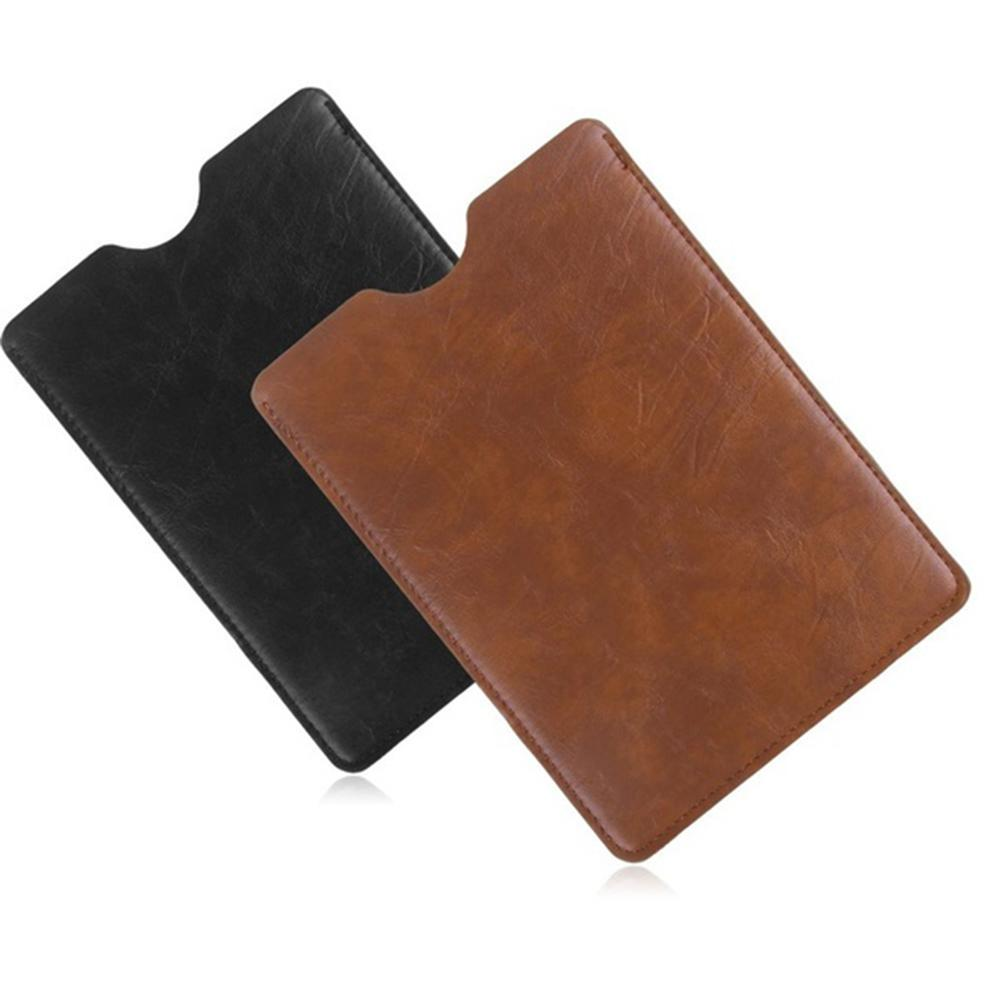 """Black/Brown Protect PU Sleeve <font><b>Case</b></font> Cover Pouch for 8"""" 10""""inch Tablet <font><b>ipad</b></font>"""