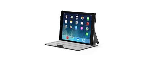 for iPad case plus workstand for Air