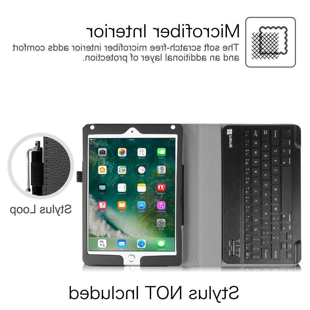 """For 9.7"""" 6th Gen Air Folio Keyboard"""