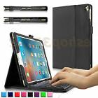 Bluetooth Keyboard Folio Case Cover For Apple iPad Pro 9.7""