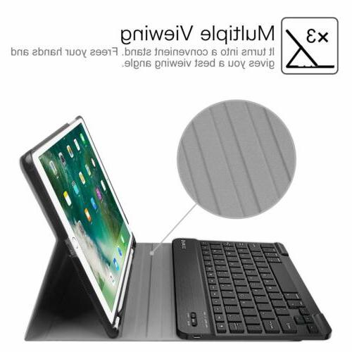 Bluetooth Keyboard Case For Air 9.7/ Pro 10.5
