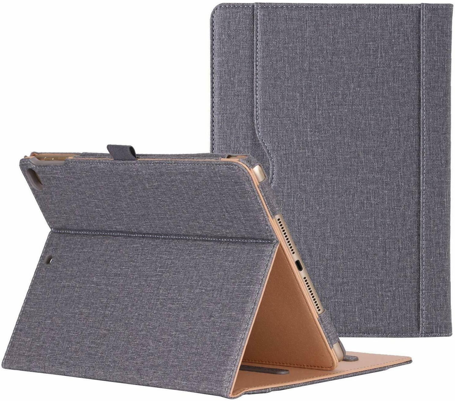 Procase iPad 9.7 Case 2018/2017, iPad Air 2 / iPad Air - Sta