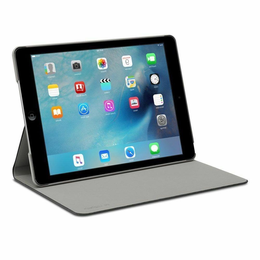 Brand New Logitech Hinge Flexible for iPad 2 - Black