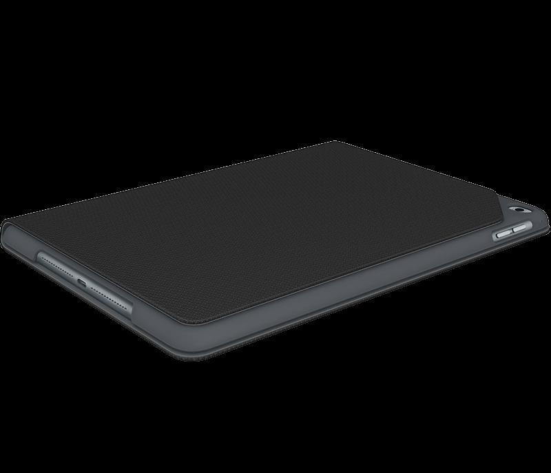 Brand Flexible Protective Folio for Air 2 - Black