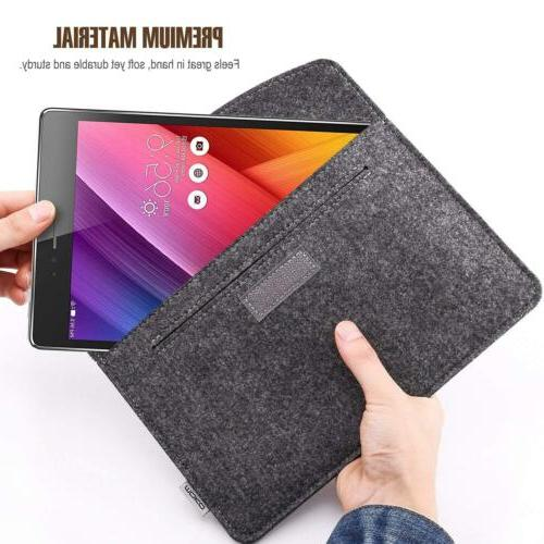 MoKo Protective Felt Sleeve for iPad 10.5/ /Surface Go