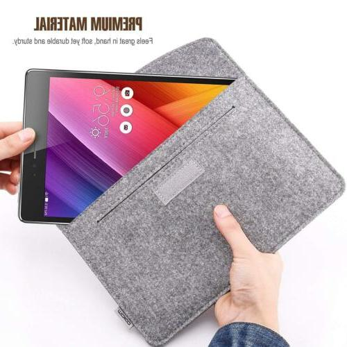 MoKo Carrying Protective Felt Sleeve for iPad Air 10.5/ /Surface