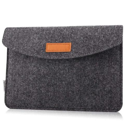 MoKo Carrying Felt Sleeve Case for iPad /Surface