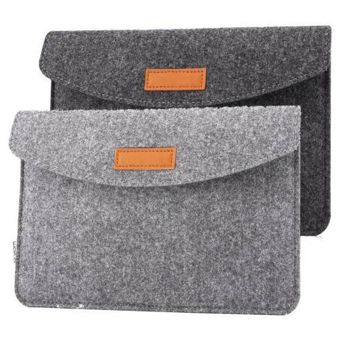 carrying protective felt tablet case cover sleeve