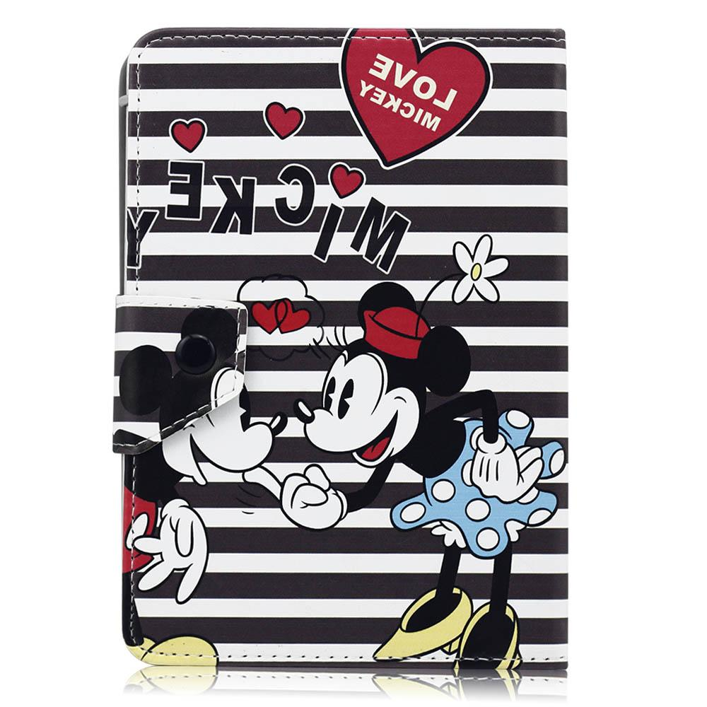 Cartoon Universal Case for 9.7 <font><b>inch</b></font> <font><b>Tablet</b></font> PC Leather Flip Cover iPad 9.7'' Samsung