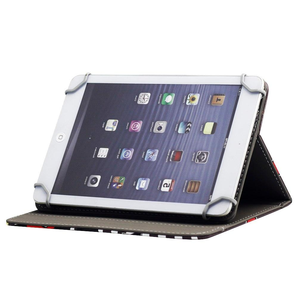 Cartoon for 10 <font><b>10.1</b></font> <font><b>inch</b></font> <font><b>Tablet</b></font> PC Leather Case Cover for iPad