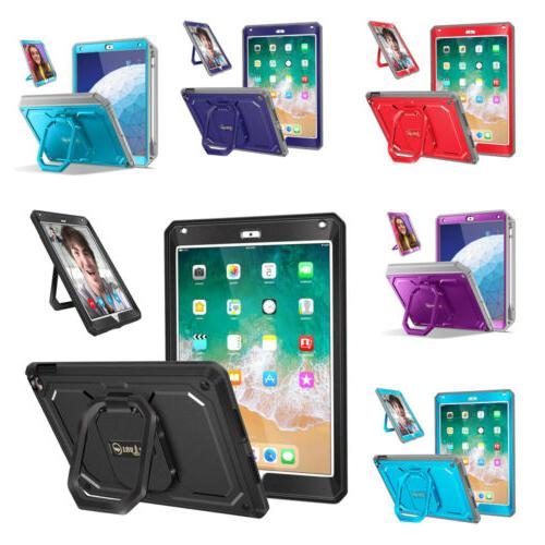 case 360 rotating stand shockproof cover screen