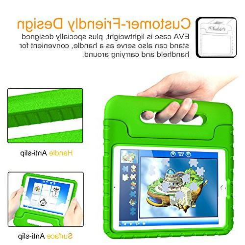 "Fintie for iPad / 9.7"" / / iPad Air Kiddie Series Weight Shock Proof Stand Cover -"